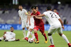 Sự tưởng thưởng cho tuyển Việt Nam suất vào vòng 16 đội Asian Cup