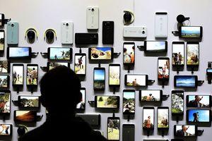 Dự báo sản xuất smartphone thế giới giảm mạnh