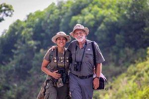 Tình yêu của 'linh trưởng chúa' ở những cánh rừng Việt Nam