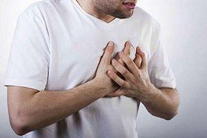 Trời lạnh, biết dấu hiệu này để cứu kịp thời người bị tim mạch