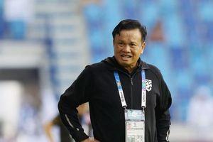 'Đụng' Trung Quốc, HLV Thái Lan tự tin giành vé đi tiếp