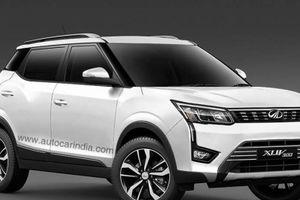 'Soi' chiếc ô tô SUV đẹp long lanh giá 260 triệu đồng sắp trình làng