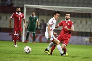 Đội tuyển Việt Nam giành tấm vé cuối cùng