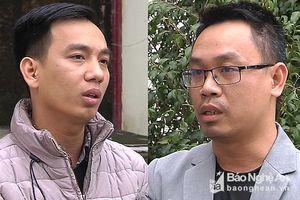 Khởi tố, bắt giam 2 cán bộ quản lý thị trường ở Nghệ An