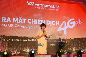 Vietnamobile giới thiệu gói sim 4G Siêu Thánh UP: miễn phí 4G hàng ngày