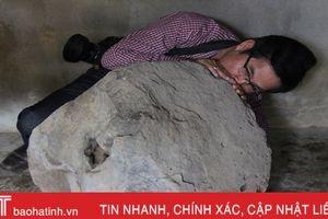 Phát hiện tù và bằng đá 'độc nhất vô nhị' Việt Nam