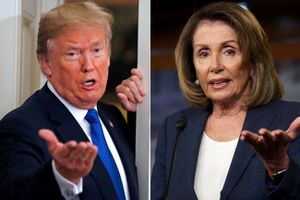 Ông Trump ngăn Chủ tịch Hạ viện Mỹ dùng máy bay quân sự công du nước ngoài