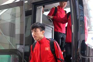 Tuyển Việt Nam hào hứng đến Dubai, chờ ngày đối đầu Jordan tại vòng 1/8