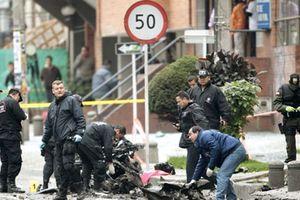 Đánh bom tại Colombia gây nhiều thương vong