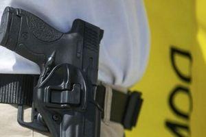 Nga thay súng lục Makarov bằng mẫu mới bắn xuyên áo chống đạn