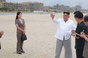 Triều Tiên sắp xây xong khu nghỉ dưỡng ven biển