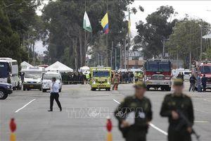 Ít nhất 75 người thương vong trong vụ đánh bom xe tàn bạo tại Học viện Cảnh sát