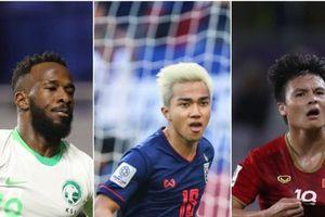 Siêu phẩm của Quang Hải vào top 10 bàn thắng đẹp nhất vòng bảng Asian Cup