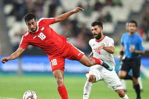 Sao Jordan không ngại đối đầu ĐT Việt Nam ở vòng knock-out