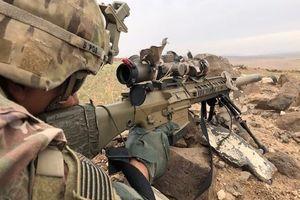 Quân đội Mỹ tiếp nhận số lượng lớn đạn súng bắn tỉa M110