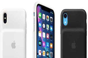 Apple ra mắt ốp lưng kiêm sạc dự phòng cho iPhone XS, XS Max và XR