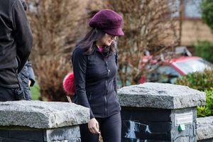 'Công chúa' Huawei vẫn mua sắm, đi nhà hàng dù bị giam lỏng ở Canada