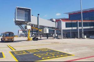 Tàu bay Vietstar Airlines quay đầu vì thiếu dữ liệu sân bay Vân Đồn