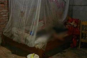Yên Bái: Chồng cắt cổ vợ lúc rạng sáng nghi do ghen tuông