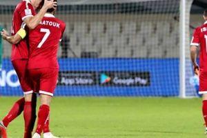'Thẻ vàng của cầu thủ Lebanon không khác gì một bàn thua'