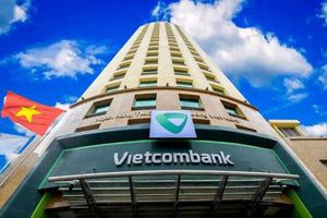 Vietcombank tăng vốn điều lệ 3%