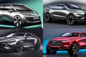 Những mẫu ô tô VinFast mới được thiết kế như thế nào?
