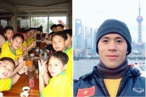 'Thử thách 10 năm' của các cầu thủ tuyển Việt Nam lại gây sốt mạng xã hội