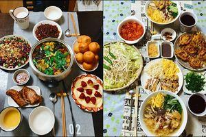 Mẹ Việt ở Nhật 'đại náo' MXH khi chia món ăn vừa ngon vừa đẹp khiến chồng chết mê chết mệt