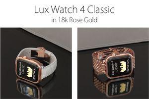 Mãn nhãn với phiên bản Apple Watch mạ kim cương siêu sang chảnh, trị giá tới 1,8 tỷ đồng