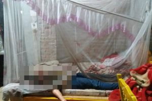 Yên Bái: Chồng cắt cổ sát hại vợ dã man