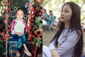 Khoe ảnh 'thử thách 10 năm', nữ sinh Bình Thuận gây 'sốt' vì quá xinh