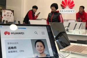 Vụ bắt CFO Huawei: Đại sứ Trung Quốc nói Canada 'đâm sau lưng'