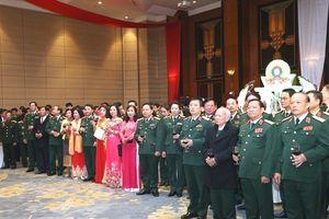 QĐND Lào phát huy truyền thống vẻ vang, xây dựng, bảo vệ đất nước