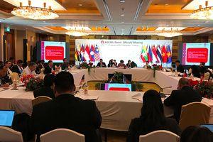 Giữ vững vai trò trung tâm của ASEAN