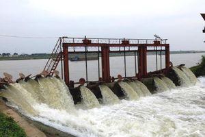 Sẵn sàng vận hành công trình thủy lợi để lấy nước đợt 1