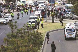 Đánh bom khủng bố gây thương vong lớn ở Colombia