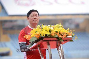 Giao lưu bóng đá Nghị sĩ hữu nghị hai nước Việt Nam – Hàn Quốc
