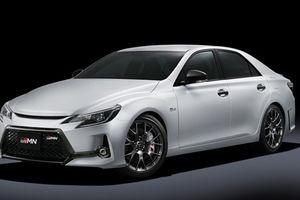 Khám phá Toyota Camry Mark X GRMN giá 1,1 tỷ đồng