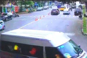 Vụ tai nạn xe đưa rước học sinh ở khu Nam Sài Gòn quận 7