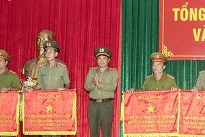 Công an tỉnh Vĩnh Long tổng kết công tác Công an năm 2018