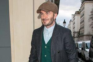 Quý ông David Beckham điển trai, lịch lãm ở tuổi 44