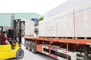Ra mắt sản phẩm gạch bê tông khí và tấm panel ALC Viglacera