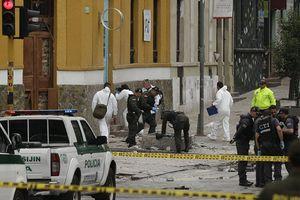 Học viện cảnh sát Colombia bị đánh bom: 10 người thiệt mạng, 50 người bị thương