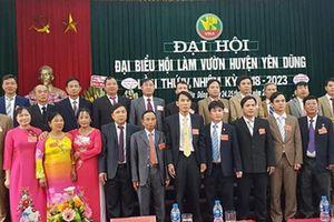 'Chạy đà' cho Đại hội VII Hội Làm vườn Việt Nam