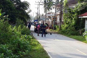 Đánh bom ở miền Nam Thái Lan, 2 cảnh sát bị thương