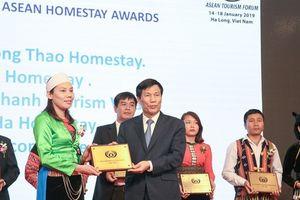 Việt Nam đoạt 15 Giải thưởng Du lịch ASEAN