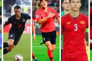 Đội trưởng Việt Nam 'sáng danh' top 5 hậu vệ xuất sắc nhất vòng bảng Cúp châu Á