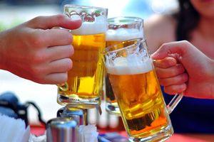 Người dân không dùng bia để 'giải rượu'