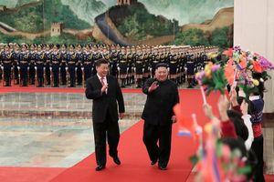 'Ván cờ' Triều Tiên thử thách cuộc chơi 'cân não' Mỹ - Trung