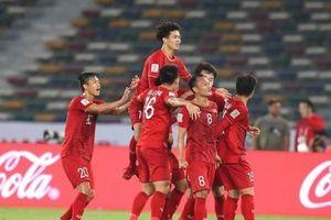 Trước trận Việt Nam vs Jordan, báo Châu Á chê tuyển Việt Nam tơi bời